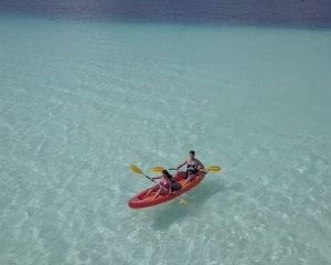 Kayak todo el día