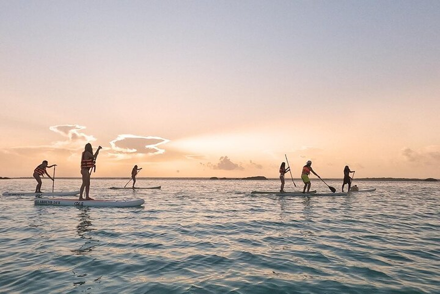 Sunrise Paddle and/or Kayak Tour with Breakfast