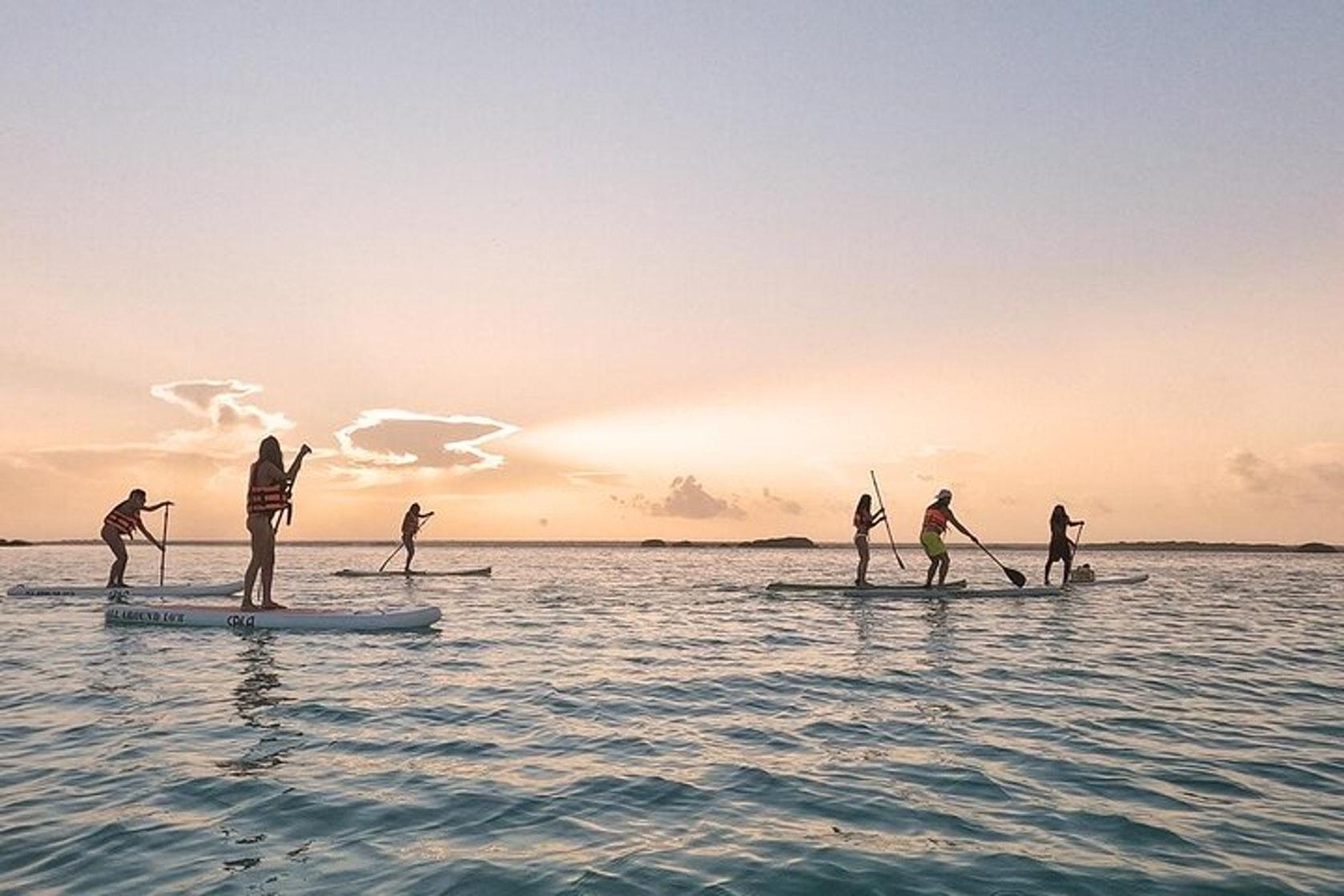 Amanecer en Paddle y/o Kayak con Desayuno